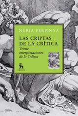 Las criptas de la crítica. Veinte interpretaciones de la Odisea