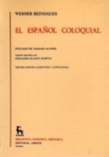El español coloquial