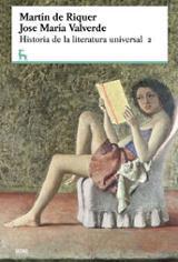 Historia de la literatura universal, vol. 2