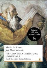 Historia de la literatura universal, 1