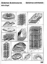 Sistemas de estructuras/Sistemas estruturais