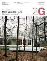 Mies van der Rohe. Casas Houses, 2G