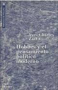 Hobbes y el pensamiento político moderno