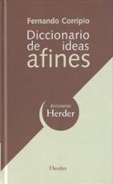 Diccionario de ideas afines - Corripio, Fernando