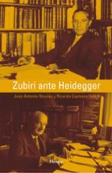Zubiri ante Heidegger - AAVV
