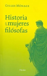 Historia de las mujeres filósofas - Ménage, Gilles