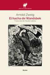 El hacha de Wandsbek - Zweig, Arnold