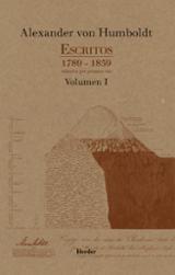 Escritos 1789-1859, Volumen I - Von Humboldt, Alexander