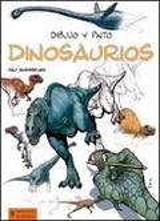 Dibujo y pinto Dinosaurios