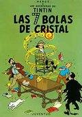Tintin, Las siete bolas de cristal
