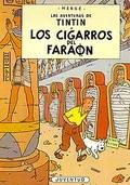 Tintín. Los cigarros del Faraon