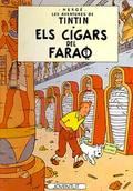 Tintin. Els cigars del Farao - Hergé