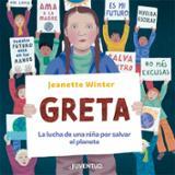 Greta. La lucha de una niña por salvar el planeta - AAVV
