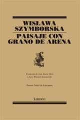 Paisaje con grano de arena - Szymborska, Wislawa