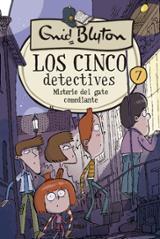 Los cinco detectives 7#. Misterio del gato comediante - Blyton, Enid