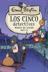 Los cinco detectives 10. Misterio del extraño hatillo - Blyton, Enid