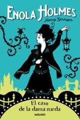 Enola Holmes 2. El caso de la dama zurda - Springer, Nancy