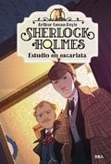 Sherlock Holmes. Estudio en escarlata - AAVV