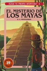 Elige tu propia aventura. El misterio de los Mayas - Montgomery, R.A.