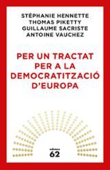 Per un tractat per a la democratització d´Europa