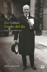 L´ordre del dia - Vuillard, Éric