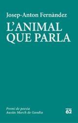 L´Animal que parla - Fernàndez, Josep-Anton