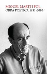 Obra poètica 1981-2003, vol.2