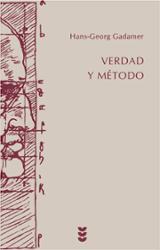Verdad y Método, vol.1 - Gadamer, Hans-Georg