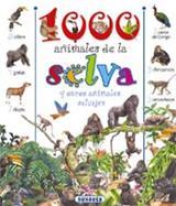 1000 animales de la selva y otros animales salvajes