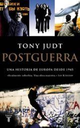 Postguerra: una historia de Europa desde 1945 - Judt, Tony