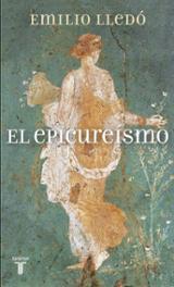 El epicureísmo - Lledó, Emilio