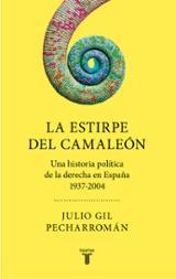 La estirpe del camaleón - Gil Pecharromán, Julio