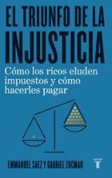 El triunfo de la injusticia - Saez, Emmanuel