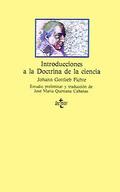 Introducciones a la Doctrina de la Ciencia
