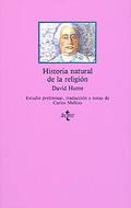 Historia natural de la religión