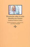 Disertación sobre el Estilo Filosófico de Nizolio