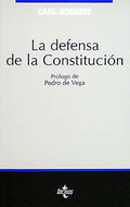 La defensa de la constitución