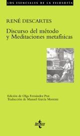 Discurso del método y Meditaciones metafísicas - Descartes, René