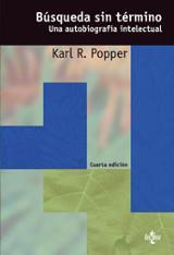 Búsqueda sin término - Popper, Karl R.