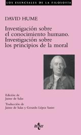 Investigación sobre el conocimiento humano. Investigación sobre l - Hume, David