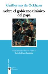 Sobre el gobierno tiránico del papa - Ockham, Guillermo De