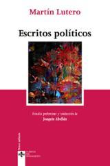Escritos políticos - Lutero, Martín