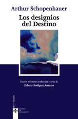"""Los designios del destino. Dos opúsculos de """"Parerga y Paralipóme"""