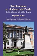 Tres lecciones en el Museo del Prado