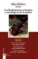 Los fundamentos racionales y sociológicos de la música - Weber, Max