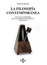 La filosofía contemporánea. Una nueva historia de la filosofía oc - Kenny, Anthony