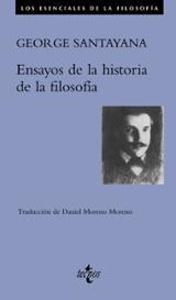 Ensayos de la Historia de la Filosofía - Santayana, George