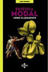 Estética modal. Libro segundo - Claramonte, Jordi