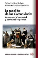 La rebelión de las Comunidades - Fernández García, Eduardo