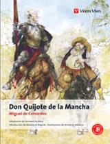 Don Quijote de la Mancha (clásicos adaptados)